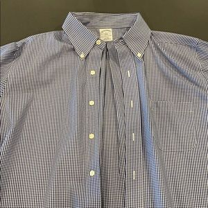 Large Brooks Brothers Button Down